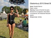 Inspirations Glastonbury's festival...