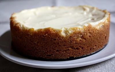 Mon cheesecake de célibataire