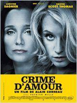 CRIMES D'AMOUR