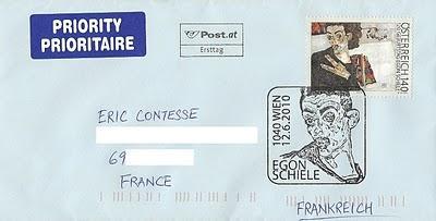 120 ans d'Egon Schiele en Autriche