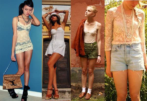 Comment adopter la tendance lingerie?