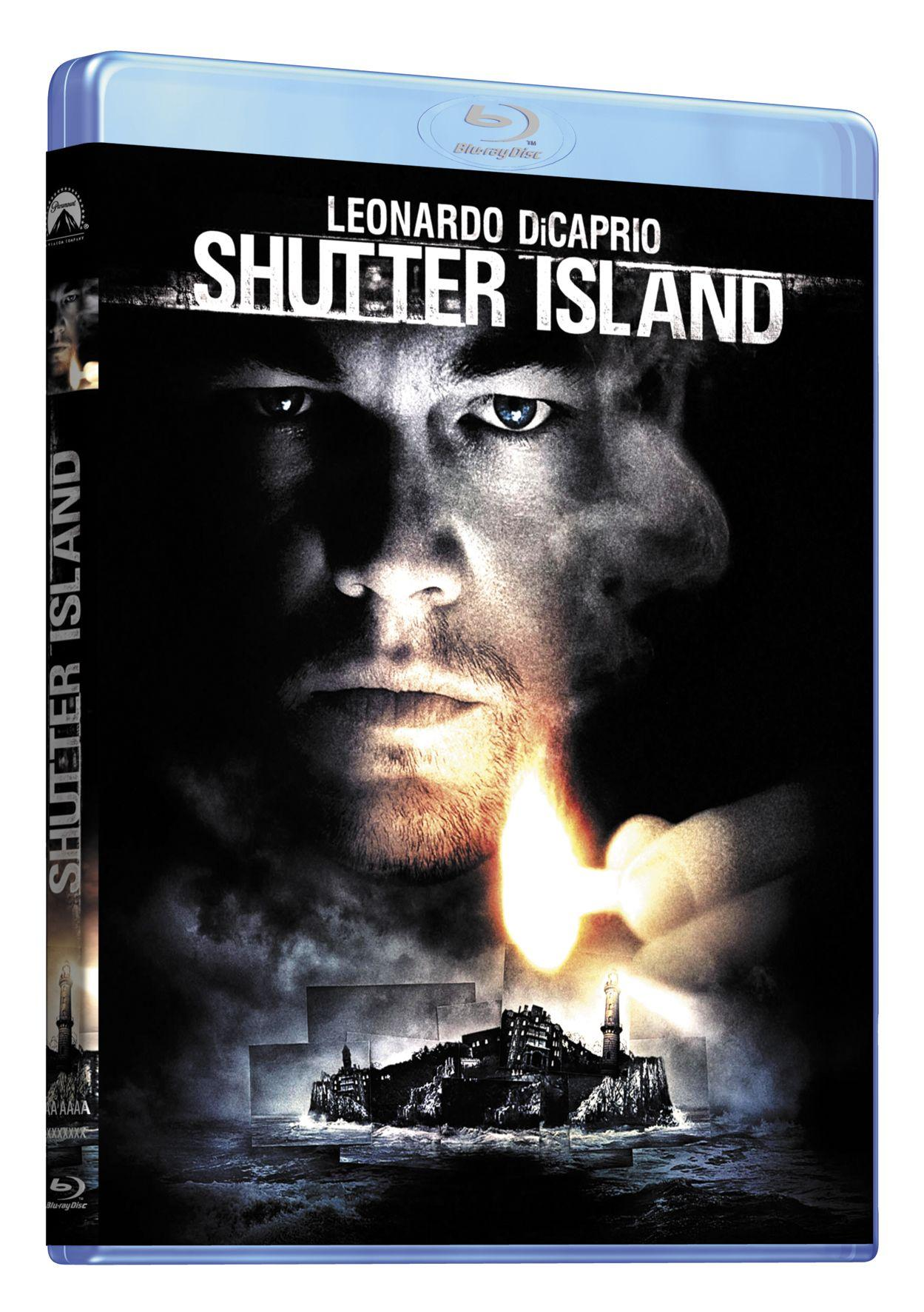 Shutter Island : Blu-ray lumineux pour sombre thriller