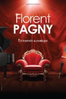 Florent Pagny terminera sa tournée par une session acoustique