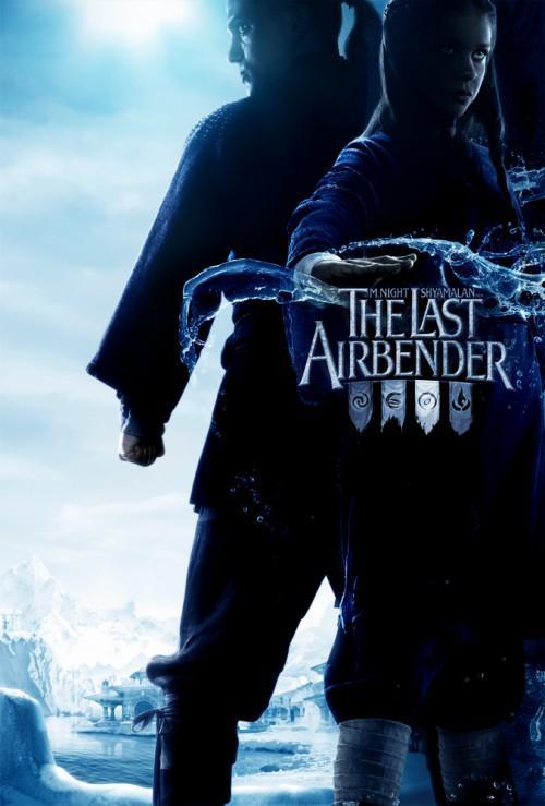 last airbender movie poster