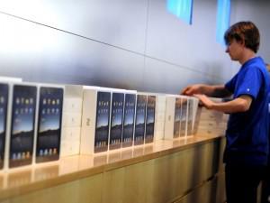 Plus de 2 millions d'iPad par mois ?