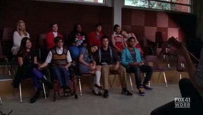 Glee – 1x22 – Journey – Season Finale