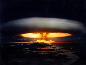 Une bombe à l'Elysée