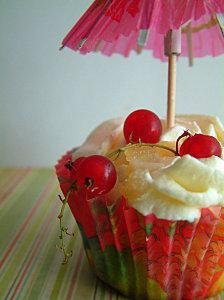 Cupcakes Lemon Curd Bergamote Cardamome et Néroli -2