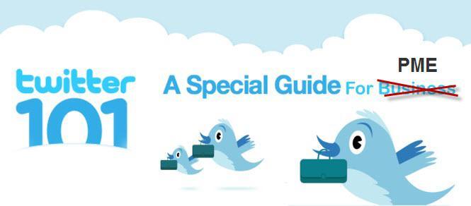 twitter101forPME Twitter 101 pour les PMEs qui nont pas grand temps