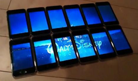 Dans la série myriade d'iphone…Deuxième news !
