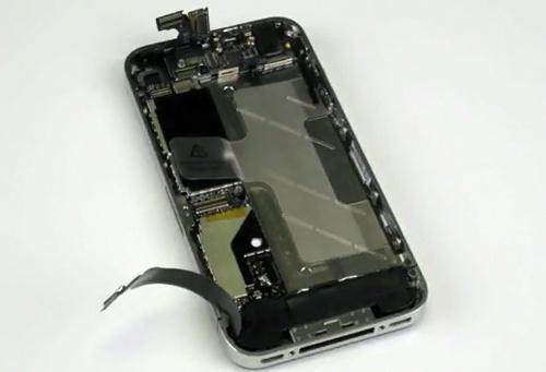 iPhone 4 déballé et désassemblé en vidéo stop-motion, à voir !