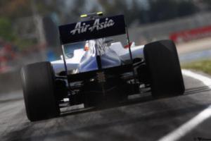 Le même motoriste pour Williams en 2011