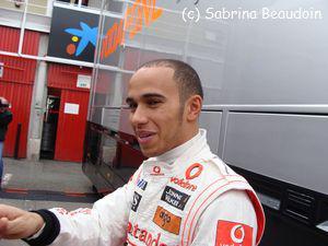 Hamilton et Alonso s'envoient des textos !
