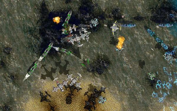 Land Air Sea Warfare