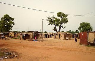 Les aventures de Suze au Burkina