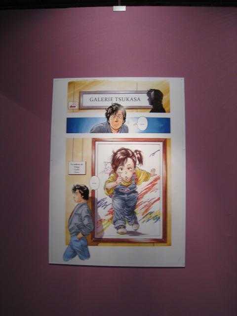 mikiwank,japan expo,tsukasa hojo