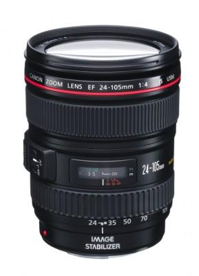 Test : Canon EF 24-105mm f/4 L IS USM