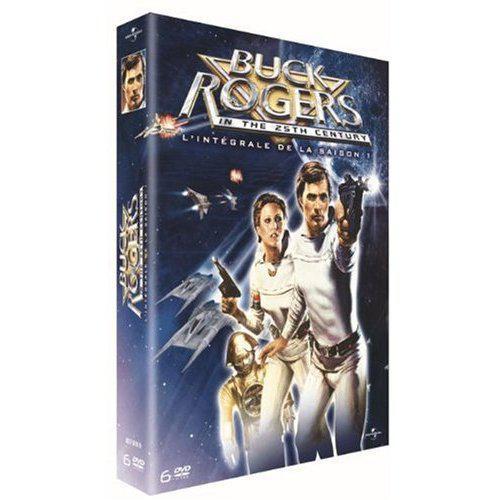 Test DVD – Buck Rogers au 25ème siècle – Saison 1