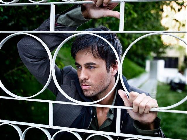 Message vidéo d'Enrique Iglesias pour le blog !