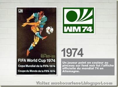 Toutes les affiches des coupes du monde de football lire - Toute les coupe du monde de football ...