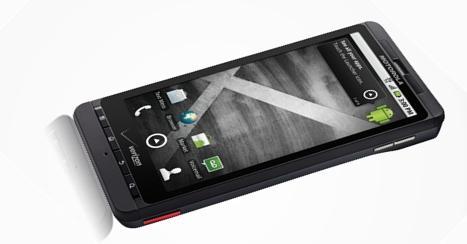 Découvrez le Motorola Droid X en vidéo