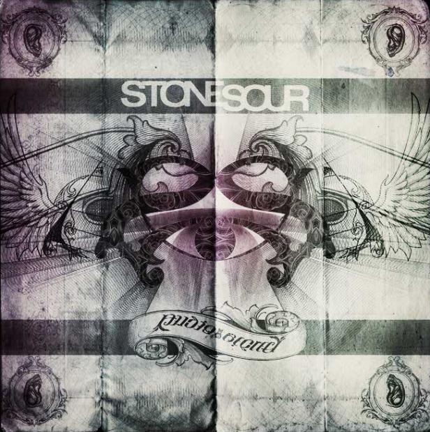 Stone Sour artwork audio secrecy