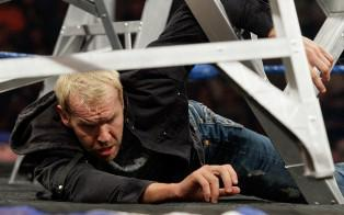 Christian attaqué par Matt Hardy