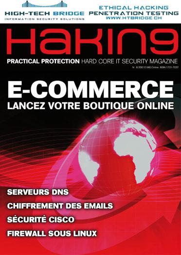 Hakin9 06/2010 disponible en pdf