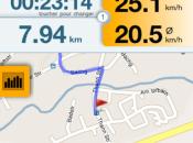 L'app gratuite juillet 'Runtastic Pro' meilleurs applications mobiles suivi sportif l'heure actuelle passe 4,99€ GRATUIT pour