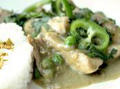 Curry vert lapin: concours recettes lapin
