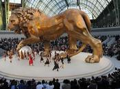 plus beau défilé cette fashion week express Chanel Grand Palais bien