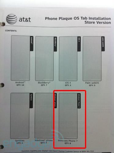 Windows Phone 7 plus tôt que prévu ?