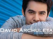 pochette nouveau single David Archuleta ressemble