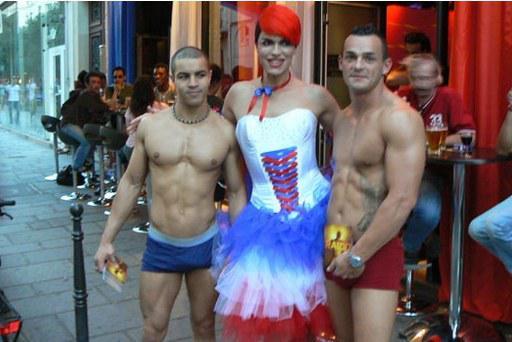 rencontre gay paris 14 à Bagneux