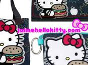 Collection Loungefly Hello kitty Burger