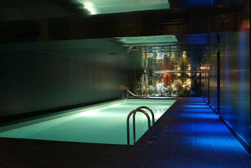 H tels avec piscines paris voir - Hotel avec piscine interieure paris ...