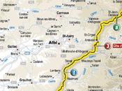 Tour France 2010 Tout l'étape samedi juillet