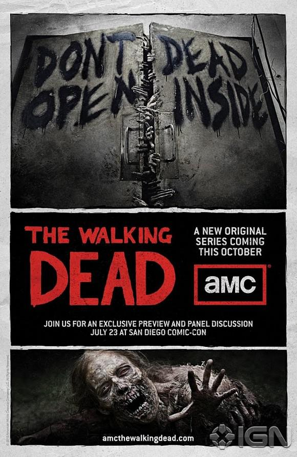 The Walking Dead [SAISON 01 VOSTFR] [01/??]  [FS] PROPRE