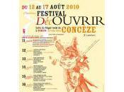 8ème Festival DécOUVRIR Concèze, poésie chanson