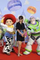 Maiwen Le Beso à l'Avant-première de Toy Story 3 à Disneyland Paris