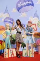 Malika Menard (Miss France 2010) à l'Avant-première de Toy Story 3 à Disneyland Paris