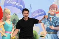 José Garcia, Ken et Barbie à l'Avant-première de Toy Story 3 à Disneyland Paris