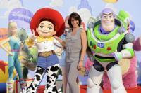 Virginie Guillaume à l'Avant-première de Toy Story 3 à Disneyland Paris