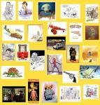Toy Story 3 : Hommage rendu par 25 des plus grands artistes de la BD