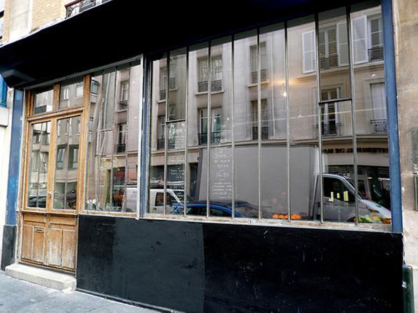 soya le restaurant bio du canal saint martin voir. Black Bedroom Furniture Sets. Home Design Ideas