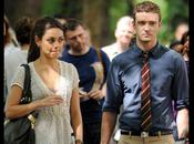 "Justin Timberlake Mila Kunis tournent ""Friends With Benefits"""