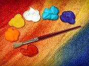 peinture ficelle
