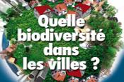 Quelle biodiversité en ville - CNRS Ecolo ville