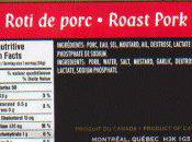Alerte alimentaire Extension Viandes tranchées prêtes-à-servir Dats Déli Européen Canada