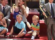 Mark Wahlberg obtient étoile Hollywood Walk Fame